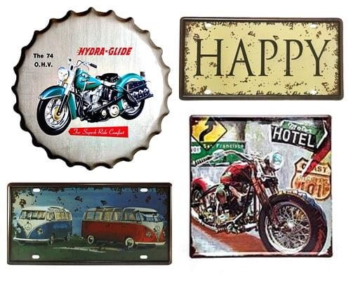 placa decorativa,  placa decorativa metal,  quadro decorativ, o decoração vintage,  decoração retrô,  placa para bar,  coisas de boteco